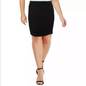 Tahari Knee Length Career Pencil Skirt Size 8